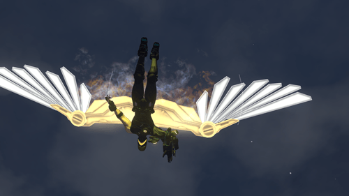 Firefall Legendary Celestial Wings