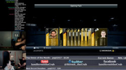 Hermit_theCrab-chair-spin-NHL-14-Pack-opening
