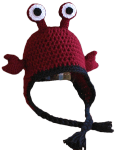 Hermit_theCrab Gaming viewers can order the hermit crab hat from Mrs. Crab @PurlsAndPixels