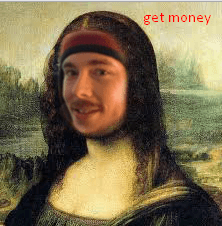 The Mona Hermit by @CaptainNutJob
