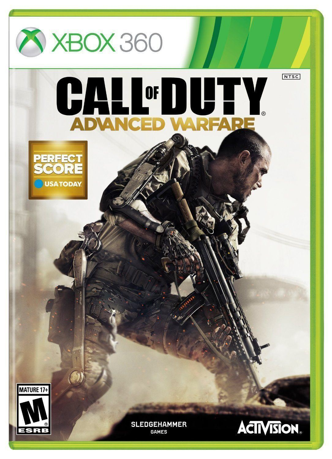 COD AW Call of Duty Advanced Warfare Domination Mode