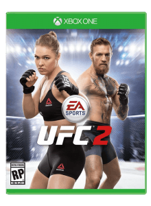 EA Sports UFC 2, UFC 2 Submissions