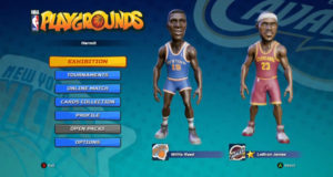 NBA Playgrounds Video Game Review by Hermit_theCrab